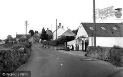 Ludwell, The Village c.1955
