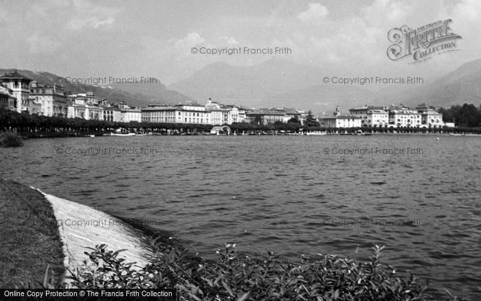 Photo of Lugano, c.1938