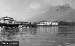From The Lake c.1938, Lugano