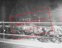 Lake At Night c.1938, Lugano