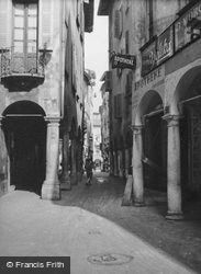 Old Town 1938, Lugano