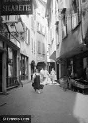 Old Town c.1938, Lugano