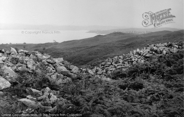 Photo of Luing, North Fort 1957