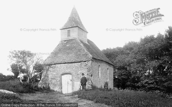 Photo of Lullington, Church Of The Good Shepherd 1891