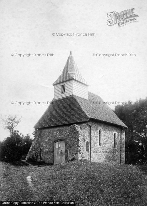 Photo of Lullington, Church Of The Good Shepherd 1894