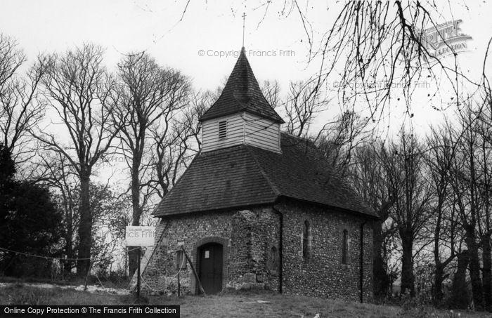 Photo of Lullington, Church Of The Good Shepherd c.1960