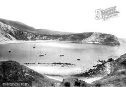 1894, Lulworth Cove