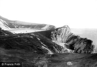 Lulworth Cove, and Stair Hole 1894