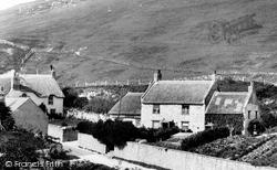 Bishops Cottage 1894, Lulworth Cove
