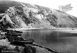 Lulworth Cove, c.1877