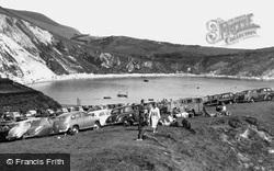 c.1955, Lulworth Cove