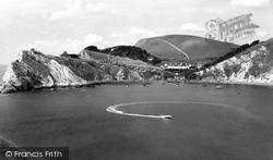 c.1965, Lulworth Cove