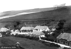 Castle Inn 1903, Lulworth Cove