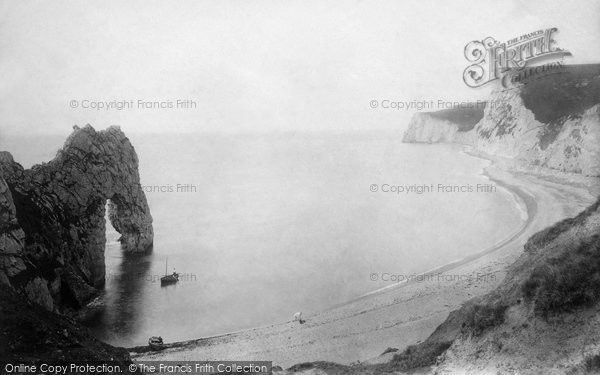 Lulworth, Durdle Door 1894