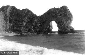 Lulworth Cove, Durdle Door 1903
