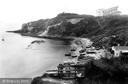 The Beach 1904, Lulworth Cove