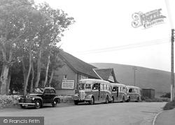 The Cove Restaurant c.1950, Lulworth Cove