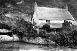 The Spring 1894, Lulworth Cove