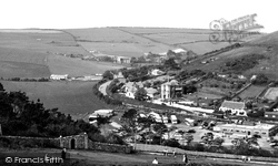 The Village c.1960, Lulworth Cove