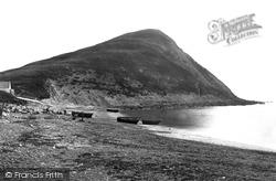 Worbarrow Bay c.1875, Lulworth Cove