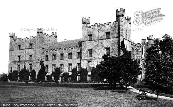 Lumley Castle photo