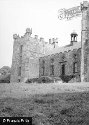 Lumley, Castle 1952, Lumley Castle
