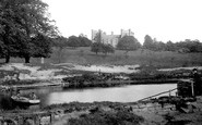 Lumley, Castle and Ferry c1883