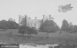 Lumley, Castle c.1883, Lumley Castle