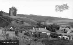 Red Castle c.1950, Lunan