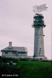 Lundy Island, Lighthouse 1979