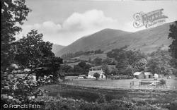 A Mountain View c.1935, Luss