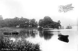 By Loch Lomond c.1935, Luss
