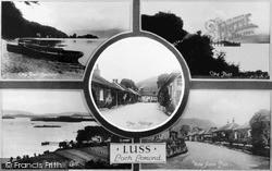 Composite c.1935, Luss