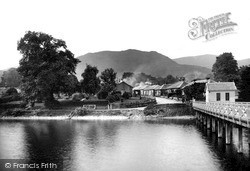 From The Pier c.1935, Luss