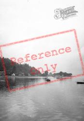 Shoreline And Loch Lomond c.1935, Luss