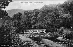 The Falls c.1935, Luss