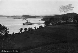 The Islands Of Straits Of Luss c.1935, Luss