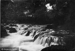 The Luss River c.1935, Luss