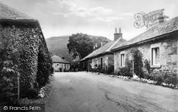 The Village c.1931, Luss
