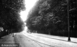 Luton, Bedford Road 1924