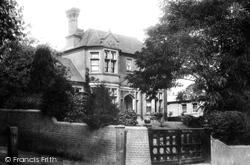 Luton, Bute Hospital 1897