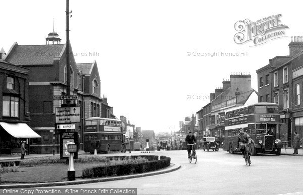Photo of Luton, c.1950
