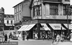 Chapel Street c.1955, Luton