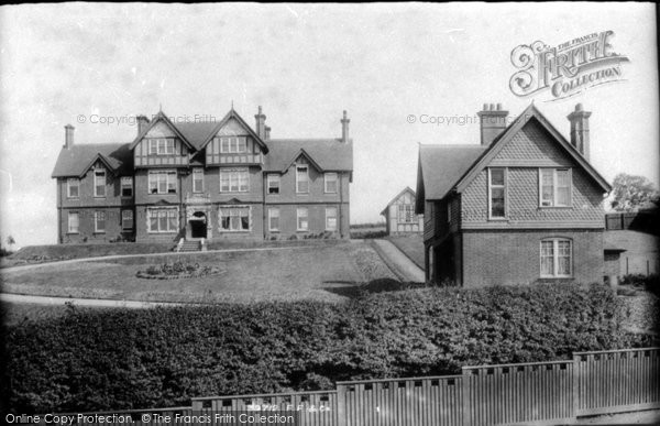 Photo of Luton, Children's Home 1897