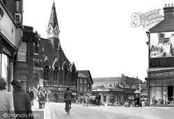Luton, Corn Exchange c.1950