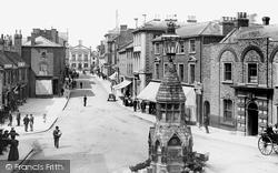 Luton, George Street 1897