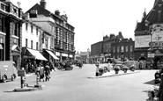 Luton, George Street c1950