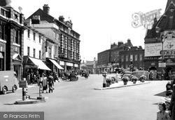George Street c.1950, Luton