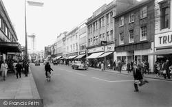 Luton, George Street c.1960
