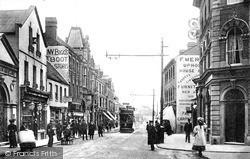 Luton, Manchester Street c.1900